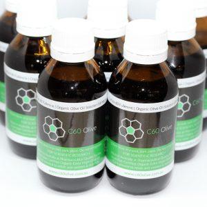 Carbon 60 Olive Oil Australia 10 bottles