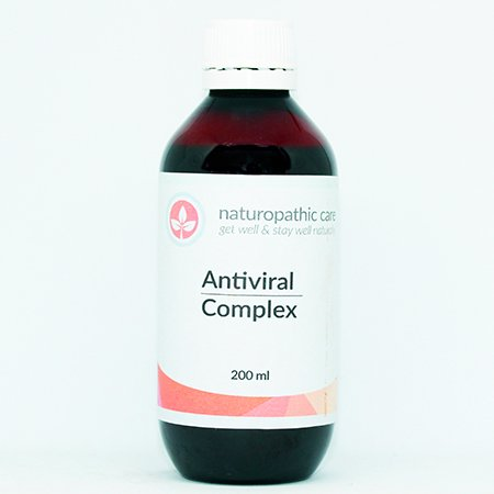 antiviral naturopathic care
