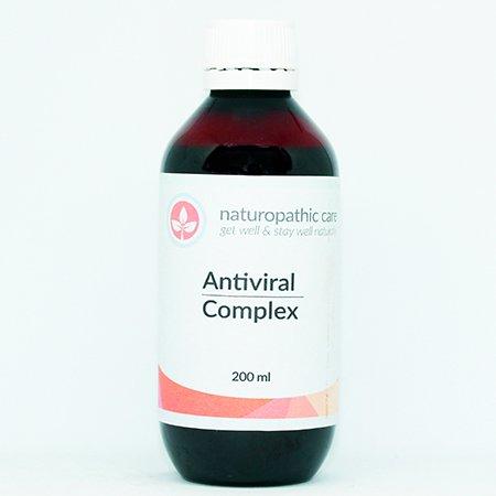 antiviral naturopathic care